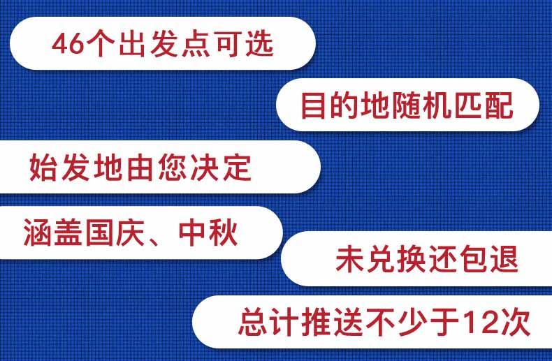 中国联合航空 盲盒飞行家